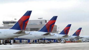 Delta pays out 1,100 million $ to their employees in profit share